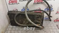Ford 7840, 8240, 8340 Transmission Oil Cooler Radiator with Pipes 81870081