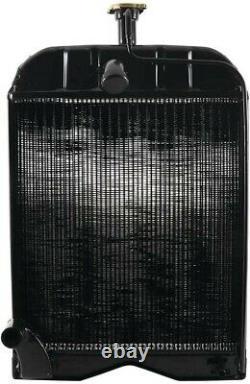 Ford 8n 9n 2n tractor radiator