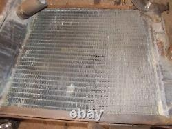 Ford 901 D NF RC tractor ORIGINAL WORKING radiator assembly Fits correctly