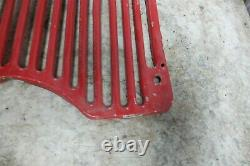 Ford Jubilee Tractor front radiator grill