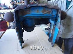 Ford New Holland 4000 5000 Radiator Cowl Cover Assembly D0nn8n202k Oil Bath