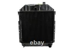 Ford New Holland Tractor Radiator 6710 7700 7710 Models E1NN8005EA15M D5NB8005T