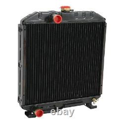 Ford Tractor Radiator 1510 1710 OE Part # SBA310100291 SBA310100440