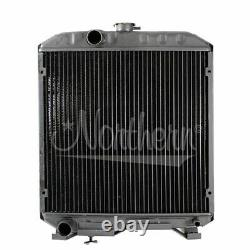 Made to Fit Case/Ih Ford /New Holland Tractor Radiator 14 7/8 X 17 5/8 X 1 3/4 T