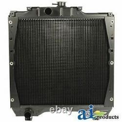 Made to Fit FORD NEW HOLLAND / CASE IH RADIATOR 5169275 JX100U TL100 TL80 TL90 5