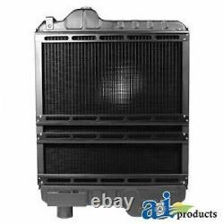 Made to Fit FORD NEW HOLLAND RADIATOR 87352188 TM 120 TM 130