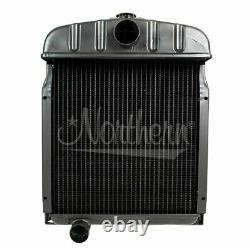 Made to Fit Ford New Holland Tractor Radiator 14 3/4 X 13 3/4 X 2 957E8005 Dext