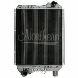 Made to Fit Ford/ New Holland Tractor Radiator 24 5/8 X 20 5/8 X 4 M100, M135, M