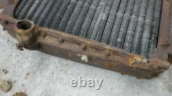 Model T Ford Accessory Cast Iron Tractor Radiator MT-6211