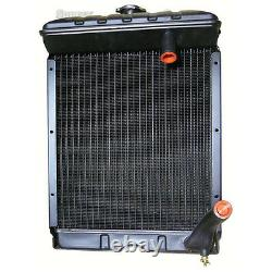 New Ford Tractor Radiator Assembly C5NN8005AB