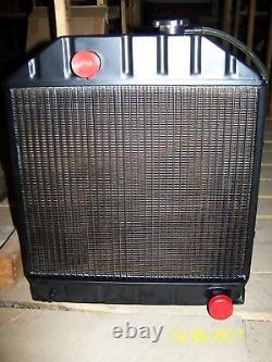 New Ford Tractor Radiator With Oil Cooler