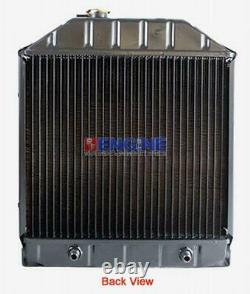 New Radiator FORD/NEW HOLLAND TRACTOR FITS 231, 233, 250C, 333, 335, 340, 340A