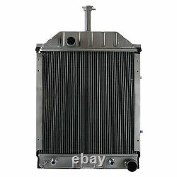 New Radiator For Ford New Holland 555A Indust/Const 555B Indust/Const D8NN8005BA
