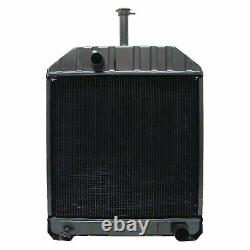 New Radiator For Ford New Holland 555C Indust/Const 85700887 E7NN8005CA