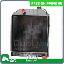 New Radiator Ford New Holland Tractor Fits E0NN8005GC15M 5110 5600 5610 6