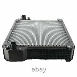 New Radiator for Ford/New Holland B95TC LB110. B Indust/Const 87410096, 87410098