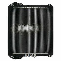 New Radiator for Ford/New Holland LB75. B LB90. B Indust/Const 87410098 87544110