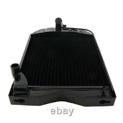 New Radiator with Cap for Ford Tractor 2N 8N 9N Tractors 2N8100A, 1106-6300