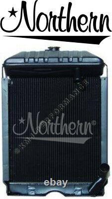 Northern 219556 Radiator Ford Tractor 900 901 941 JUBILEE C5NN8005AB NCA8005C