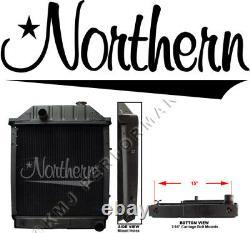 Northern 219780 Ford Tractor 4500 5000 535 545 826 Radiator C5NN8005N D6NN8005B