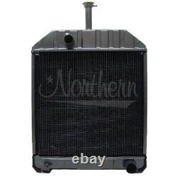 Northern 219861 Ford Tractor Radiator 445D 455 455C 555C 555D 655C E7NN8005DA