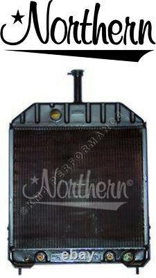 Northern 219866 Ford/NH 555 555C 555D 575D 655C 655D 675D Radiator E7NN8005CA