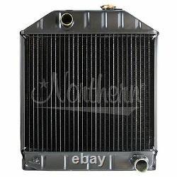Northern D8NN8005PA Ford Radiator 2000 3000 4000 2600 231 233 250C 330