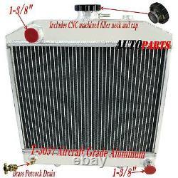 OE# SBA310100031 Tractor Radiator Ford & New Holland Compact 1000 1500 1600 1700