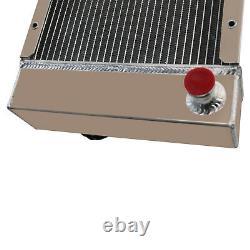 OEM# 6571713 Aluminum Radiator FIT Bobcat Skid Steer 642 642B 643 722 742 743+
