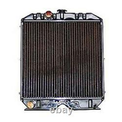 One Replacement Radiator 1106-6327 fits Ford New Holland Tractor Models