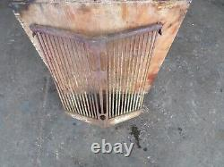 Original Ford 8n-9n Tractor Radiator Front Grille Ford G 2
