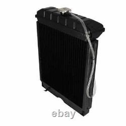 Radiator Aftermarket Compatible with Ford 2000 4110 2120 4000 New Holland
