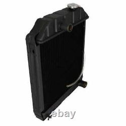 Radiator Compatible with Ford 4000 2910 3000 2000 2100 335 2810 2600 Farmtrac