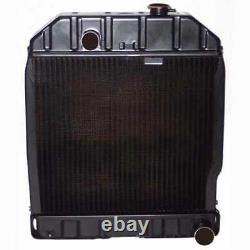 Radiator Compatible with Ford 4630 260C 3930 3230 3430 250C 4130 E0NN8005KA15M