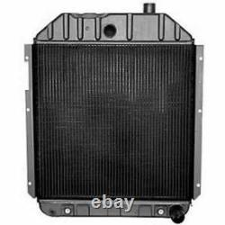 Radiator Compatible with Ford 7710 7700 6710 D5NN8005B