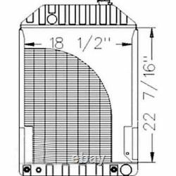 Radiator Compatible with Ford 7810 82980245