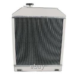 Radiator D8NN8005SB For Ford 5000 5100 5200 531 535 545 5600 6600 6600C 7700