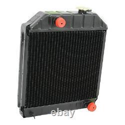 Radiator Fits Ford New Holland 231 233 250C 333 340 420 445 3000 4000 D8NN8005PA
