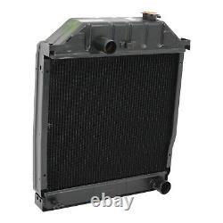 Radiator Fits Ford New Holland 250c 260c 3230 3430 3930 4130 4630 E0NN8005MD15M