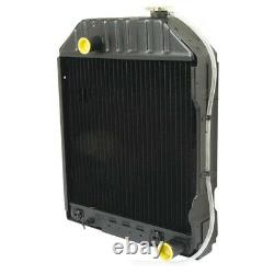 Radiator Fits Ford Tractor 5110 6410 6610 6810 7410 7610 7810