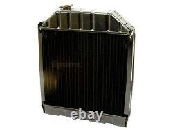 Radiator For Ford 2000 3000 4000 2600 3600 4100 4600 3610 4110 4610 Tractors