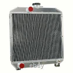 Radiator For Ford New Holland 1510 1710 Tractor Sba310100291 Sba310100440