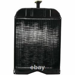 Radiator For Ford/New Holland 2N 8N 9N 86551430 8N8005 Tractor 1106-6300
