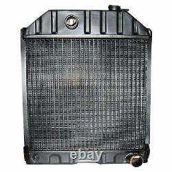 Radiator For Ford New Holland Tractor 2120 2300 3100 3400 3550 4110 C7NN8005H