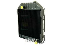 Radiator For Some Ford 5610 6410 6610 6810 7610 Tractors