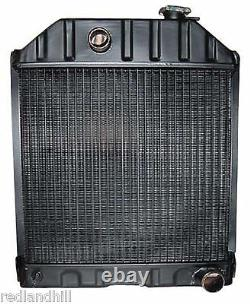 Radiator Ford 2000, 3000, 4000, 3 Cyl Tractors