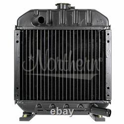 Radiator Made to fit Ford New Holland- 17 1/2 X 19 3/4 X 2 11/16 E7NN8005DA 445