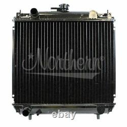 Radiator Made to fit Ford New Holland- 17 13/16 X 17 3/8 X 2 11/16 E0NN8005FA15