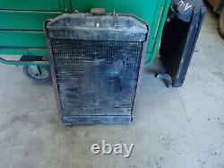 Radiator + Shroud Jubilee NAA 600 621 641 800 860 C5NN8005AB NCA8005C A 3
