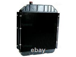 Radiator With Oil Cooler For Some Ford 6710 7710 Tractors